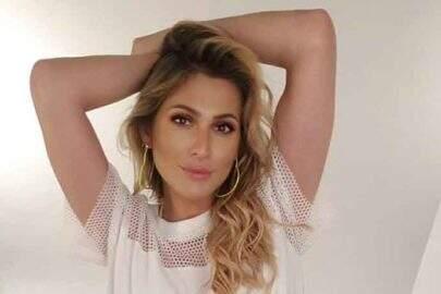Lívia Andrade mostra cenário espetacular e deixa fãs apaixonados