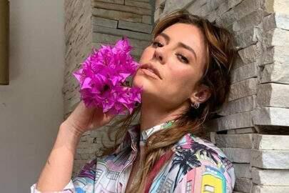 """Paolla Oliveira mostra boa forma e deixa fãs encantados: """"#Tbt de uma tarde de sol"""""""