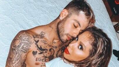 """Anitta confirma fim de namoro com Gui Araújo: """"Estou solteira"""""""