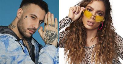 """Fred de Palma e Anitta lançam clipe da música em parceria, """"Paloma"""""""