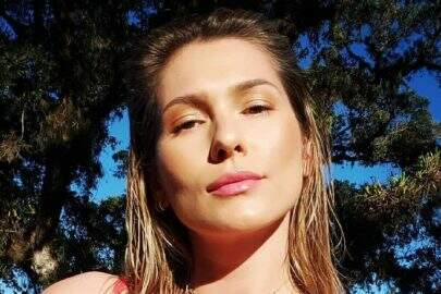 """Lívia Andrade curte natureza em sequência de cliques encantadores: """"Perfeita"""""""