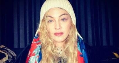 """Aos 61 anos, Madonna posta foto como veio ao mundo e mostra demais: """"Sempre linda!"""""""