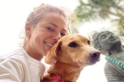 Atacada por cão, Paolla Oliveira foi levada a hospital e assessoria confirma caso