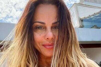 Viviane Araújo surge deslumbrante e boa forma impressiona seguidores