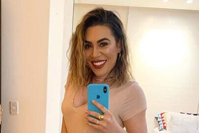 Naiara Azevedo mostra o look do dia em seu Instagram e deixa seguidores encantados