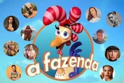 """Colunista revela 11 participantes que estarão em """"A Fazenda""""; confira"""