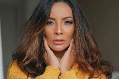 Carol Nakamura surge com look estiloso em vídeo e apaixona seguidores