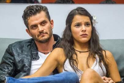 """Marcos Harter diz que foi agredido no BBB por Emilly Araújo: """"Saí cheio de marcas"""""""