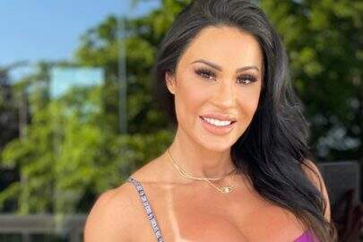 Gracyanne Barbosa rebate críticas de internautas com vídeo dançando e encanta web