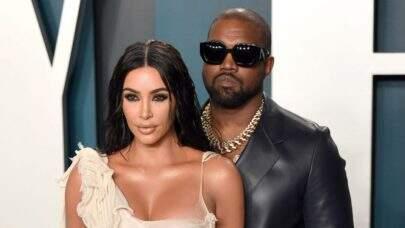 Casamento de Kim Kardashian e Kanye West pode estar no fim