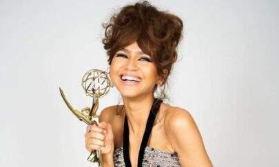 Zendaya é a atriz mais jovem a ganhar um Emmy