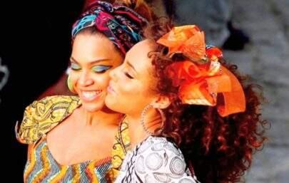 Alicia Keys quer lançar clipe gravado com Beyoncé no Brasil