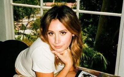 """Ashley Tisdale, a Sharpay de """"High School Musical"""", anuncia sua gravidez"""
