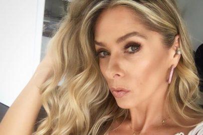 Após suspeitas, Adriane Galisteu responde pergunta sobre suposta nova gravidez