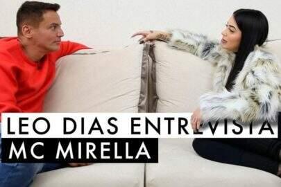 """Mirella abre o jogo sobre sua vida em vídeo: """"Não acreditem em tudo que falam de mim"""""""