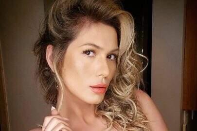 Lívia Andrade mostra melhores momentos de festival sertanejo e look ousado chama atenção
