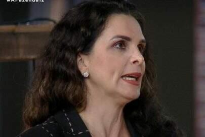 """'A Fazenda': Luiza Ambiel responde acusação de Dynho Alves: """"Eu manipulava a Mirella"""""""
