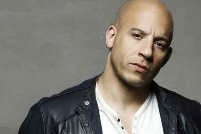 Vin Diesel aparece com cabelo e deixa internautas confusos nas redes sociais