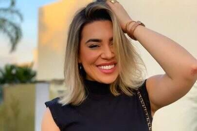 """Naiara Azevedo aproveita piscina e Marília Mendonça brinca: """"Corpaço hein"""""""