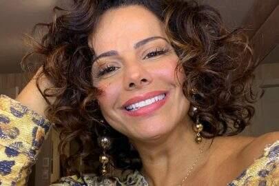 Viviane Araújo mostra 'antes e depois' de dieta detox e boa forma impressiona