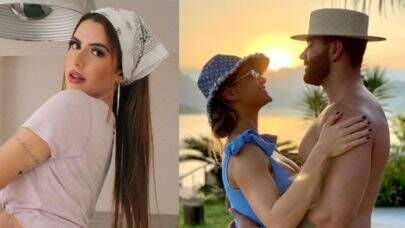 Apontada como pivô do divórcio de Gusttavo Lima, influencer posta vídeo com 'sósia' do cantor
