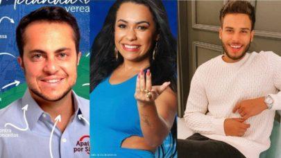 De ex-BBB a ator de filmes adultos: confira os candidatos famosos que concorrem às eleições