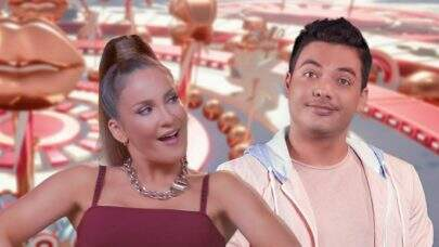 Claudia Leitte anuncia parceria musical com Wesley Safadão
