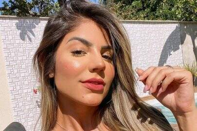 """Ex-BBB Hariany Almeida recebe críticas por plásticas e rebate: """"Cuidado com a inveja"""""""
