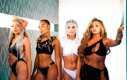 """Confetti"": Little Mix divulga tracklist do novo álbum"
