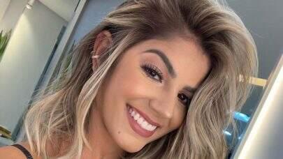 Ex-BBB Hariany Almeida surge com nova lingerie em momento íntimo e web vai à loucura