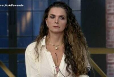 'A Fazenda': Luiza Ambiel é eliminada com 11,01% dos votos