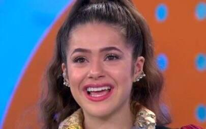 Maisa chora em seu último programa pelo SBT e internautas ficam abalados
