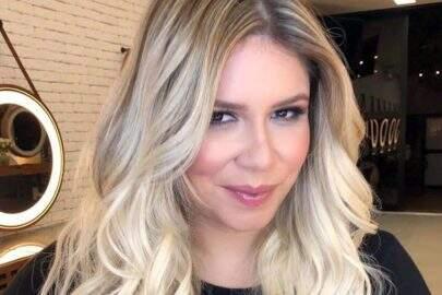 Com novo visual, Marília Mendonça ganha elogios por seu cabelo platinado