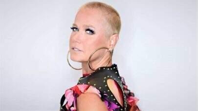 Xuxa aparece fantasiada como Lady Gaga