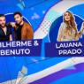 """Assista Lauana Prado e Guilherme & Benuto ao vivo no """"Arte & Gastronomia"""""""