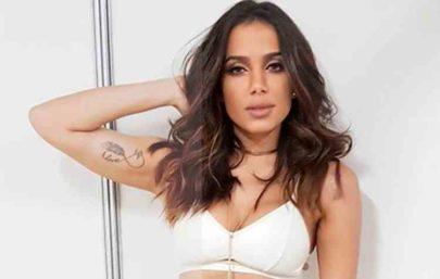 Anitta se apresentará na 21ª edição do Grammy Latino