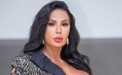 """Gracyanne Barbosa exibe corpo fitness e chama atenção dos fãs: """"A mais bela"""""""