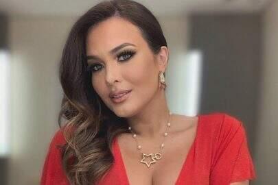 Geisy Arruda rebate críticas de internautas com foto inusitada