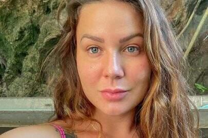 """Ex-BBB Maria Cláudia posa bem à vontade em paisagem deslumbrante: """"Coisa linda"""""""