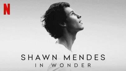 "Netflix lança o documentário ""Shawn Mendes: In Wonder"""