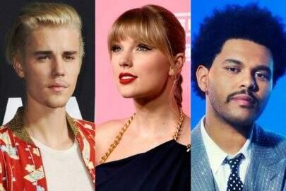 Taylor Swift, Justin Bieber e The Weeknd são vencedores no American Music Awards 2020