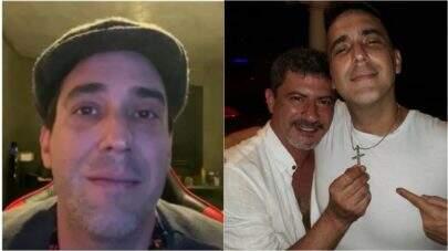"""André Marques diz que foi o primeiro a encontrar Tom Veiga sem vida: """"Era um dos meus melhores amigos"""""""