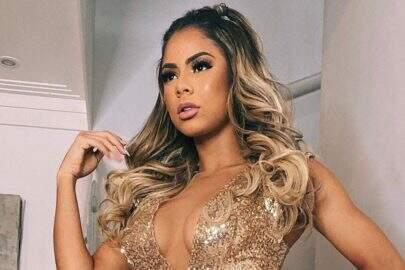 """Lexa aparece dançando novo hit de MC Guimê, que comenta: """"Gata gostosa"""""""