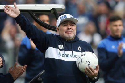 Morre ídolo argentino Diego Maradona, aos 60 anos