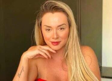 """Juju Salimeni posta ensaio ousado e fã brinca: """"Se pedir com carinho eu até aceito namorar"""""""