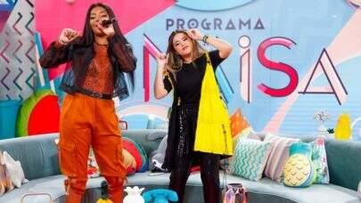 Maisa relembra vídeo cantando música de Ludmilla e internet vai à loucura