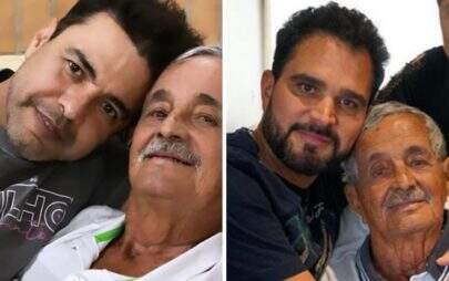 Morre Seu Francisco, pai de Zezé Di Camargo e Luciano, aos 83 anos