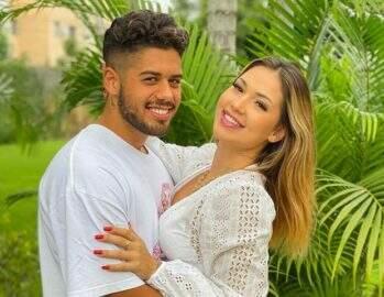 Zé Felipe e Virgínia Fonseca revelam o sexo de seu primeiro bebê e emociona web