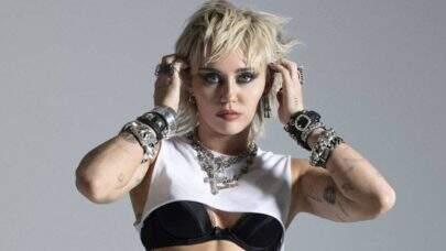 Em entrevista, Miley Cyrus revela quais cantores ela beijaria