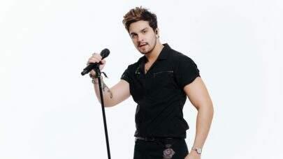 Luan Santana fará show virtual na virada do ano